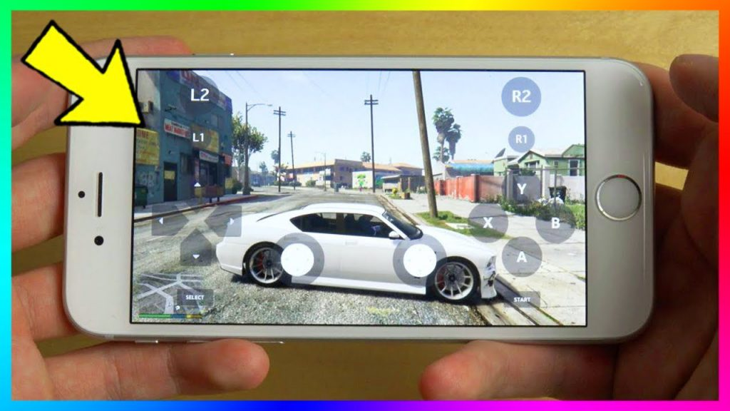 gta 5 mobile download android