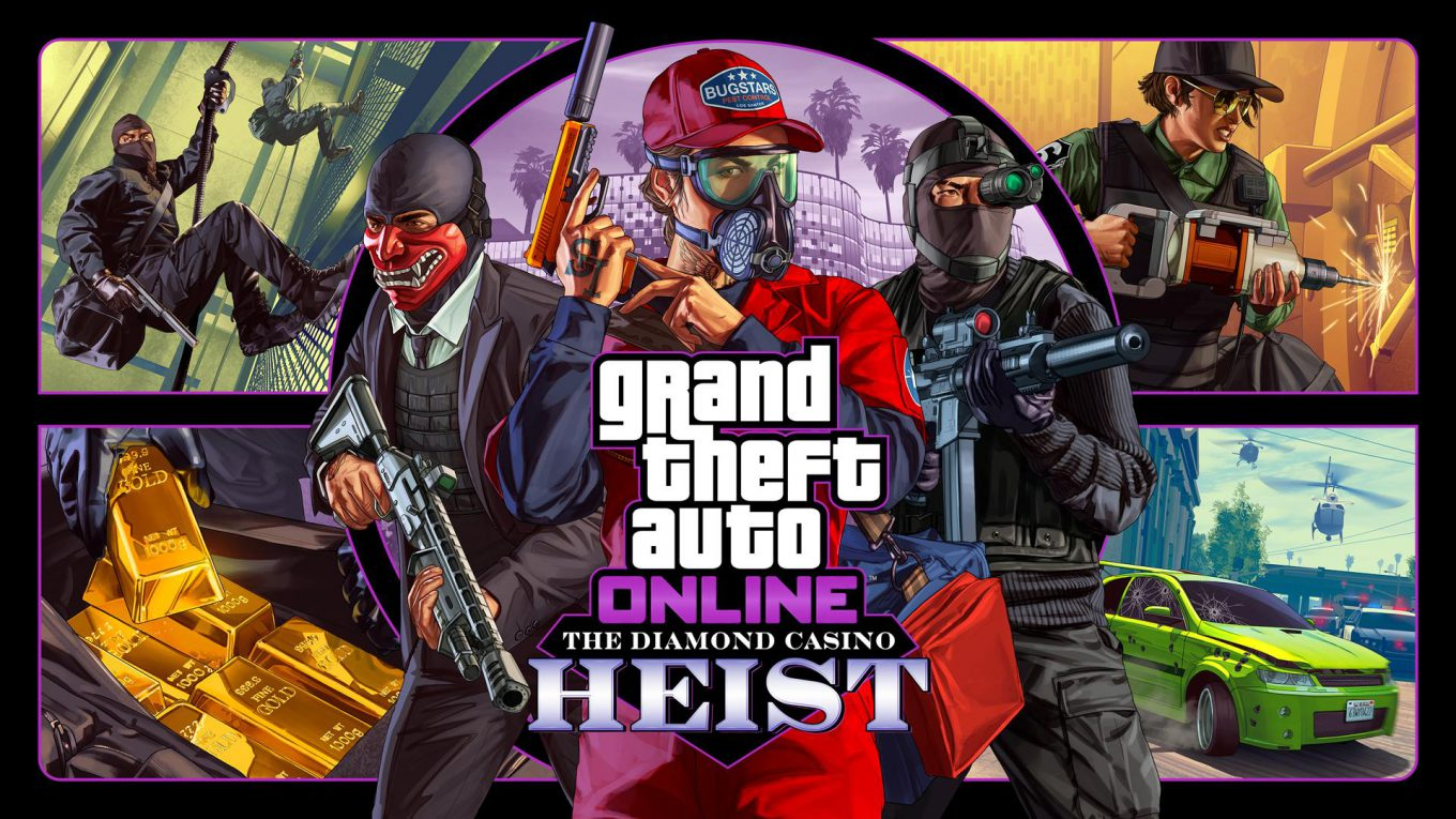 gta5 games for android
